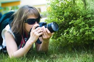 Фотошкола Ижевск - Курс фотографии для начинающих