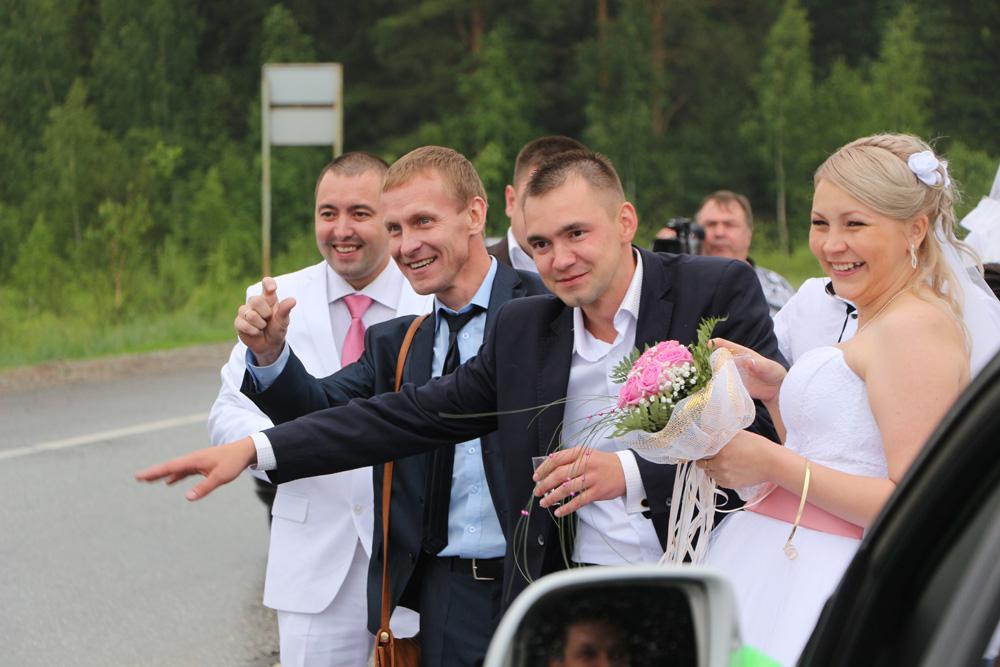 Фотограф на свадьбу в Ижевске